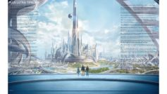 2016 Tomorrowland Movie 4k