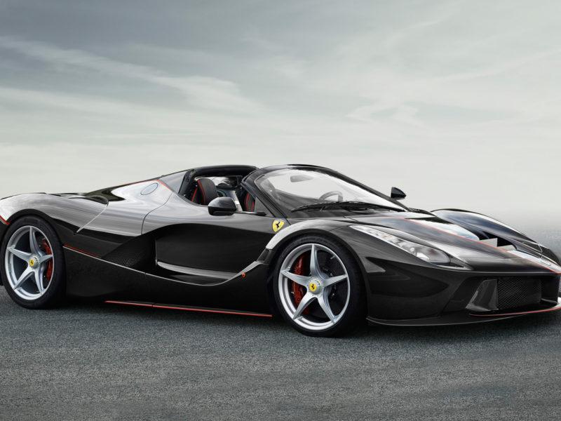 2017 Ferrari Laferrari Spider