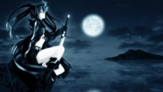 Ack Rock Shooter Anime2560x1600 640