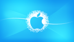 An Flag Apple Logo Png White 1920×1080 1173804