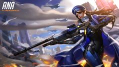 Ana Overwatch Hd