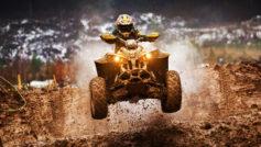 Atv Motocross Quadrocycle