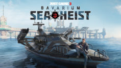 Just Cause 3 Bavarium Sea Heist Hd