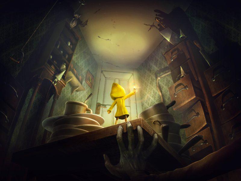 Little Nightmares 2017 Game 4k 8k 7680×4320