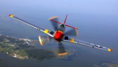 North American P 51 Mustang Aircraft 1920×1080