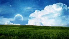 Sky Field Planet 1920×1080