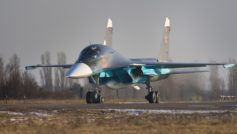 Sukhoi Su 34 Russian Fighter Hd