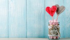 Sweetheart Candy Jar