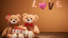 Teddy Love Bears Romantic