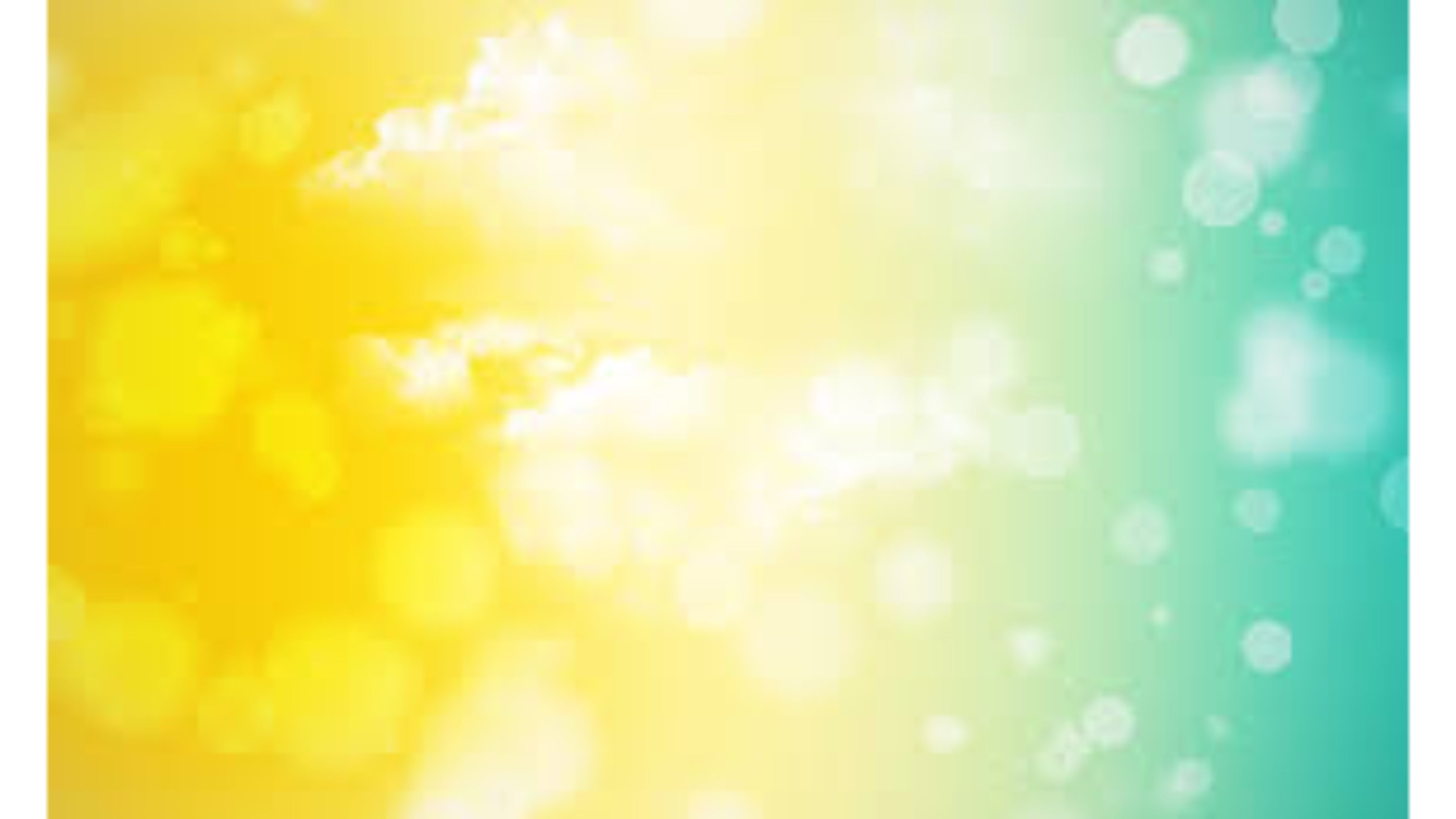 Yellow To Blue Abstract 4k High Definition Wallpaper
