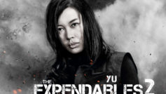 Yu Nan In The Expendables 2