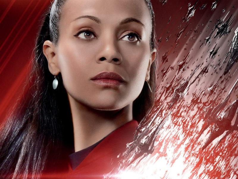 Zoe Saldana Star Trek Beyond High Definition Wallpaper