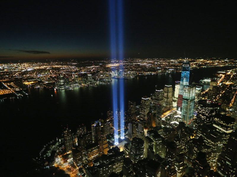 New York City Marks 11th Anniversary Of September 11th Attacks