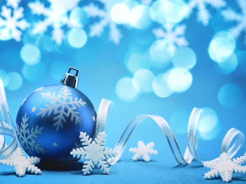 Blue Merry Christmas 2015 Happy Valentines