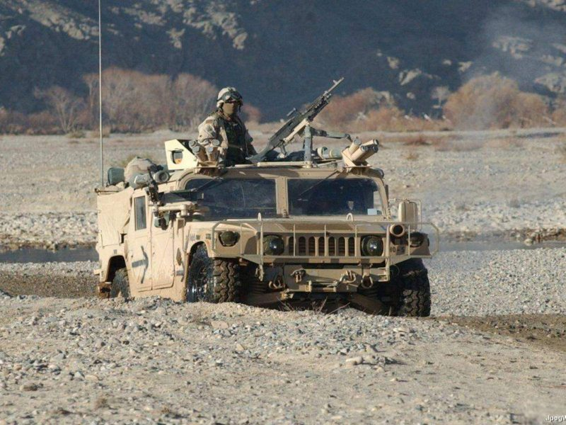 Military Vehicle 341402