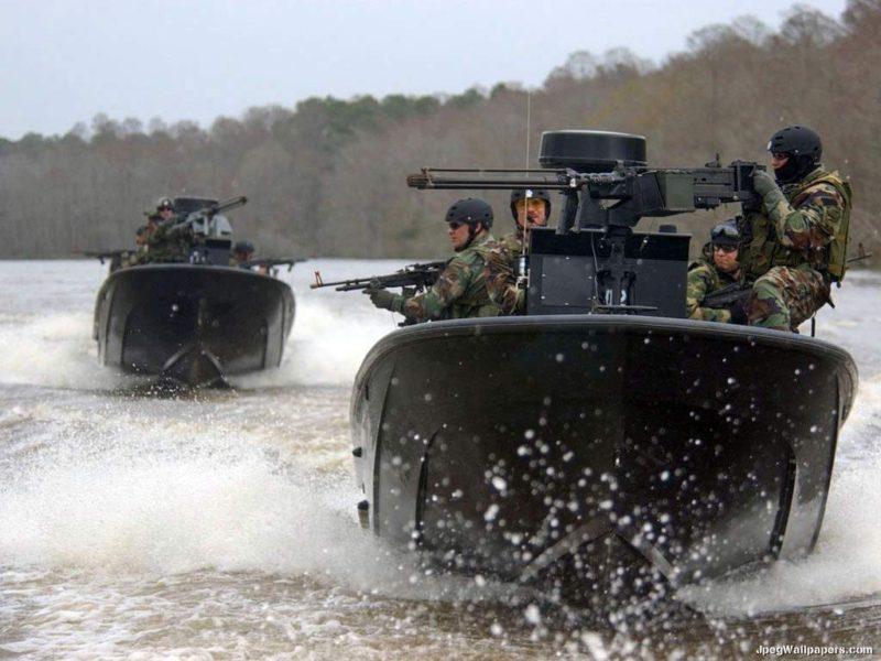 Naval Warfare Boats 199930