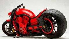 Motorcycle Porsche Custom Bike