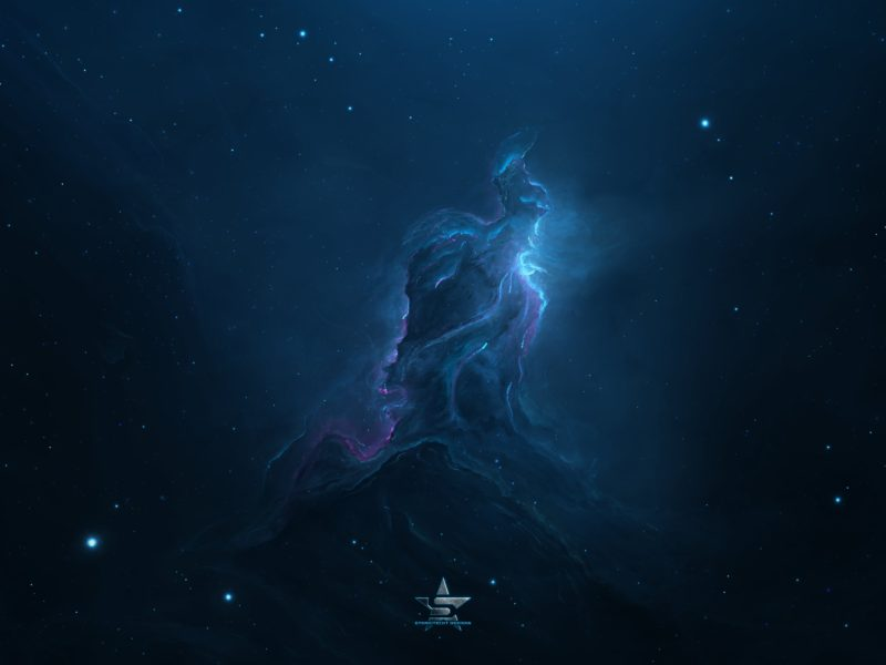 Atlantis Nebula 6 By Starkiteckt