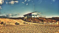 Beach Fence Ultra Hd