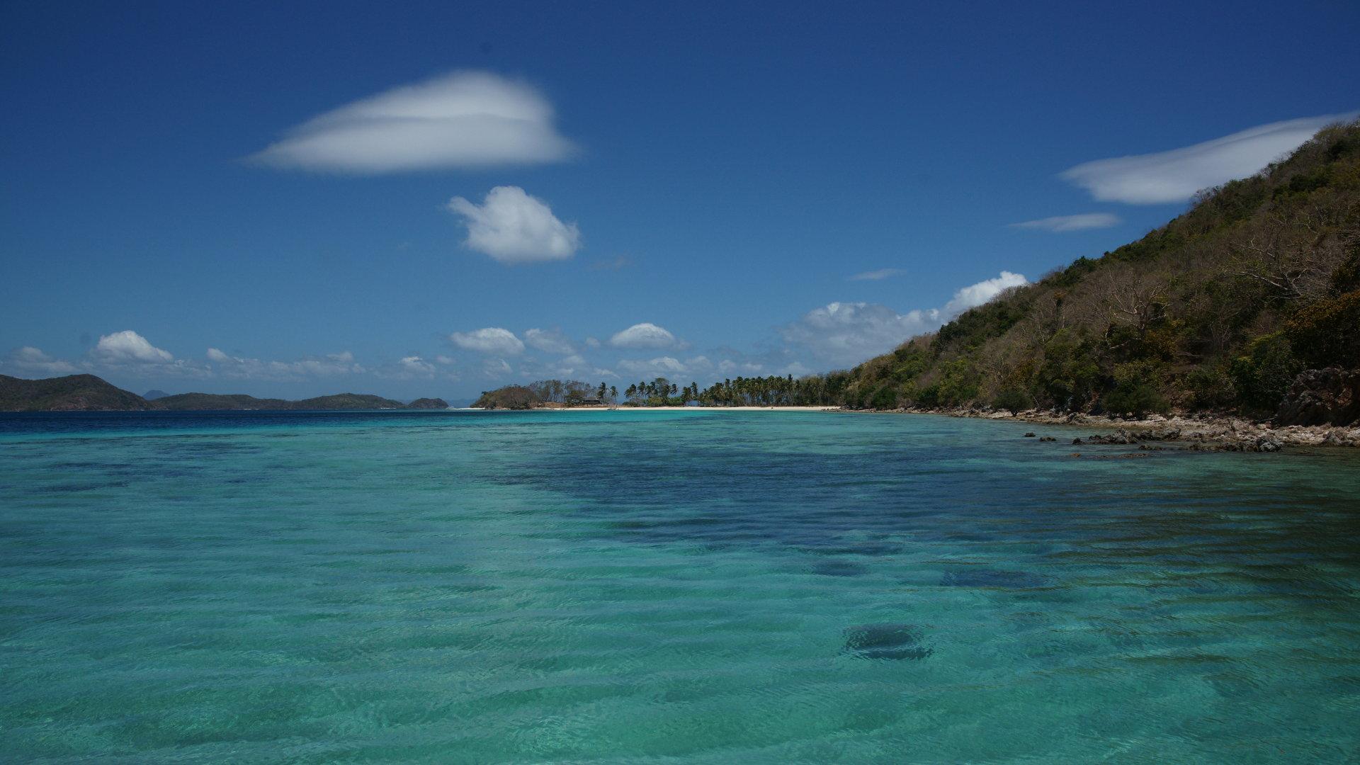 Beach Widescreen High Definition Wallpaper