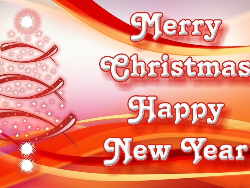 Happy New Year Christmas Wallpapers