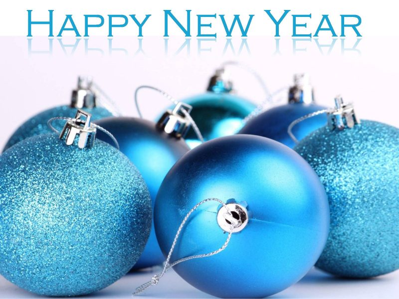 Happy New Year Awesome Globes 2016