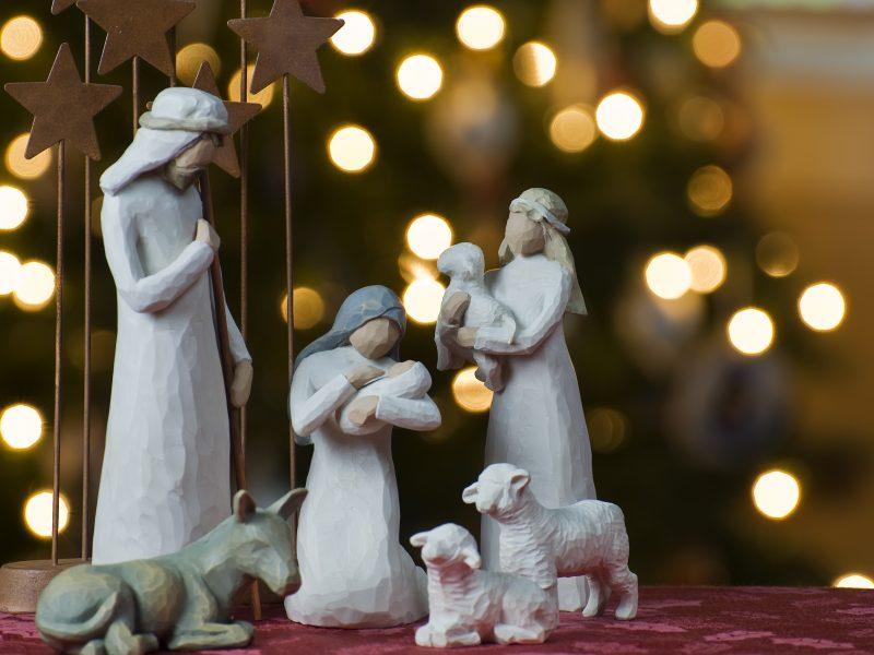 Nativity Tree2011