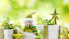 Holiday Christmas Full Hd Wallpaper