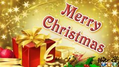 Merry Christmas Background Wallpaper 9