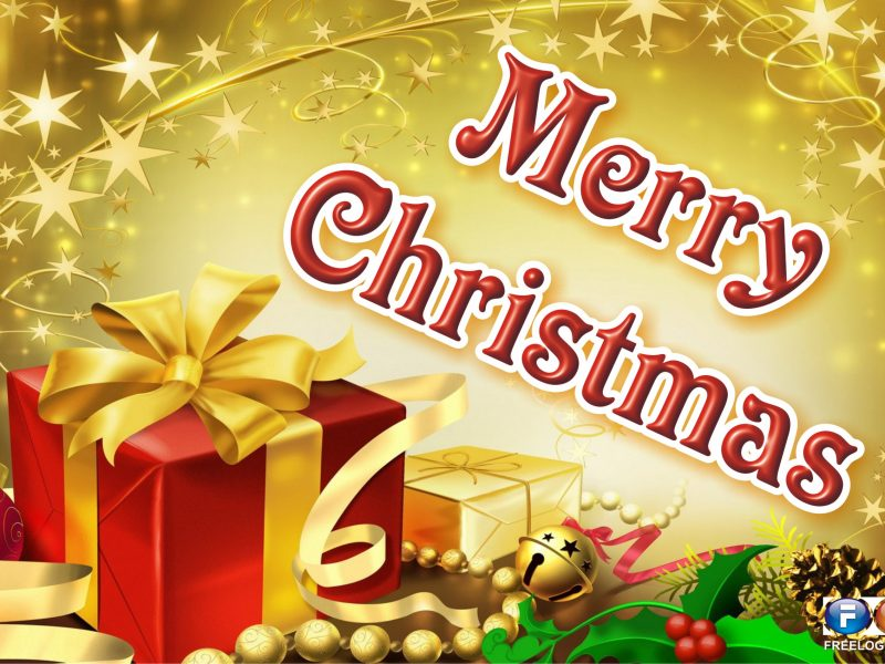 Merry Christmas Background Wallpaper 9 High Definition