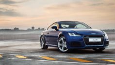 Audi TT Coupe HD Wallpaper