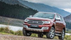 Ford Everest family car