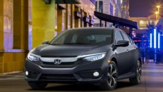 Honda Civic for 2016