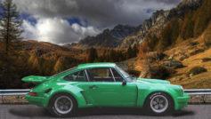 Porsche 911 Custom (green)