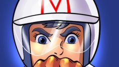 Speed Racer Cartoon