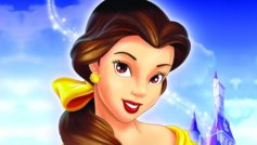 Princess Belle in Beauty and the Beast