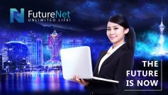 Futurenet Asianlady 001 Wallpaper