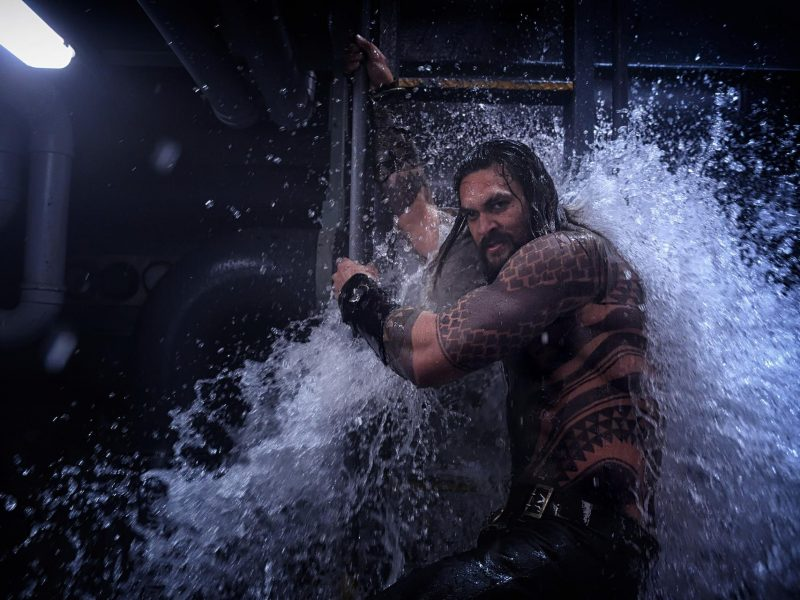 Jason Momoa In Aquaman Aquaman