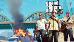 Grand Theft Auto V Trio Wallpaper
